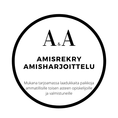 Amisrekry ja Amisharjoittelu